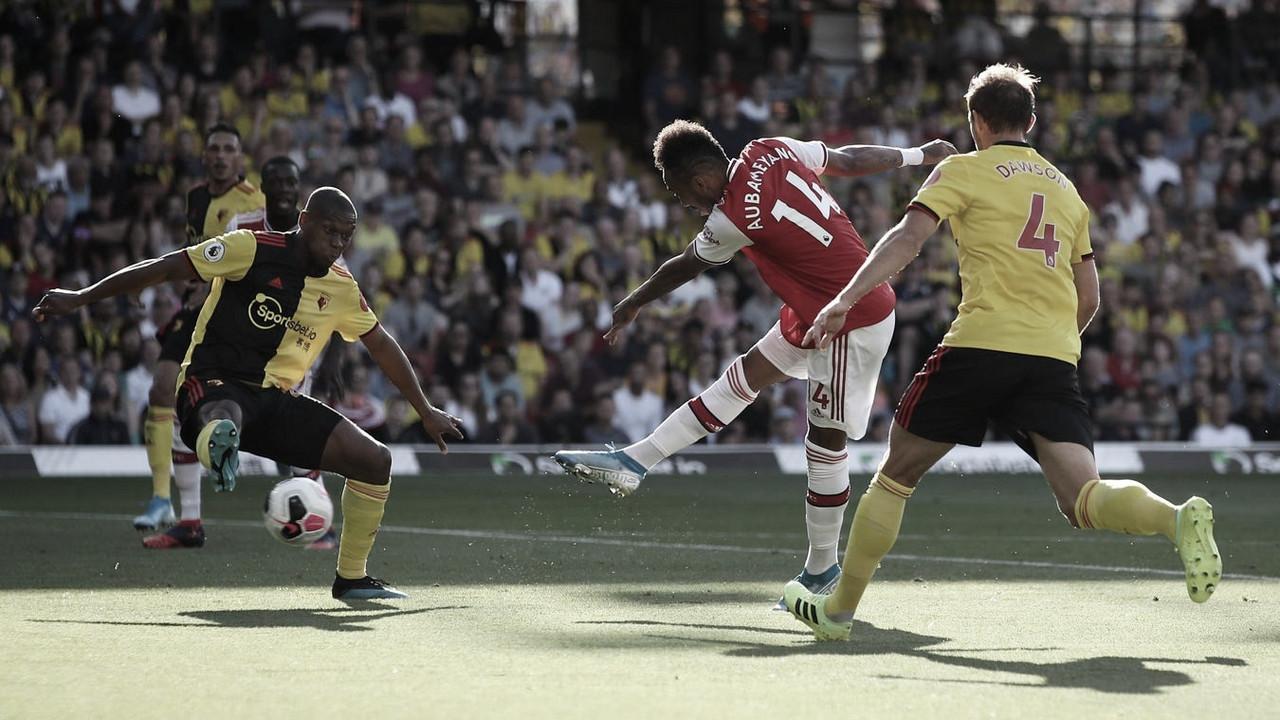 Tudo ou nada: Watford desafia Arsenal pela permanência na Premier League