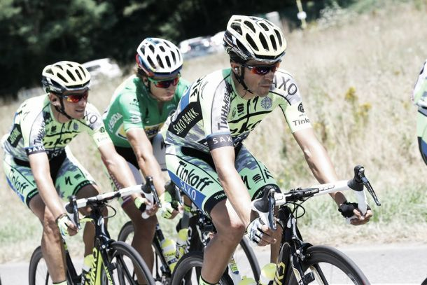 Alberto Contador, principal ausencia en Donosti