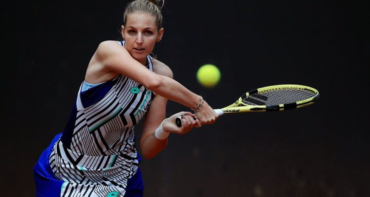 WTA Prague Day 3 wrapup: Pliskova shocks Martic; Mertens, Siegemund, Zidansek advance