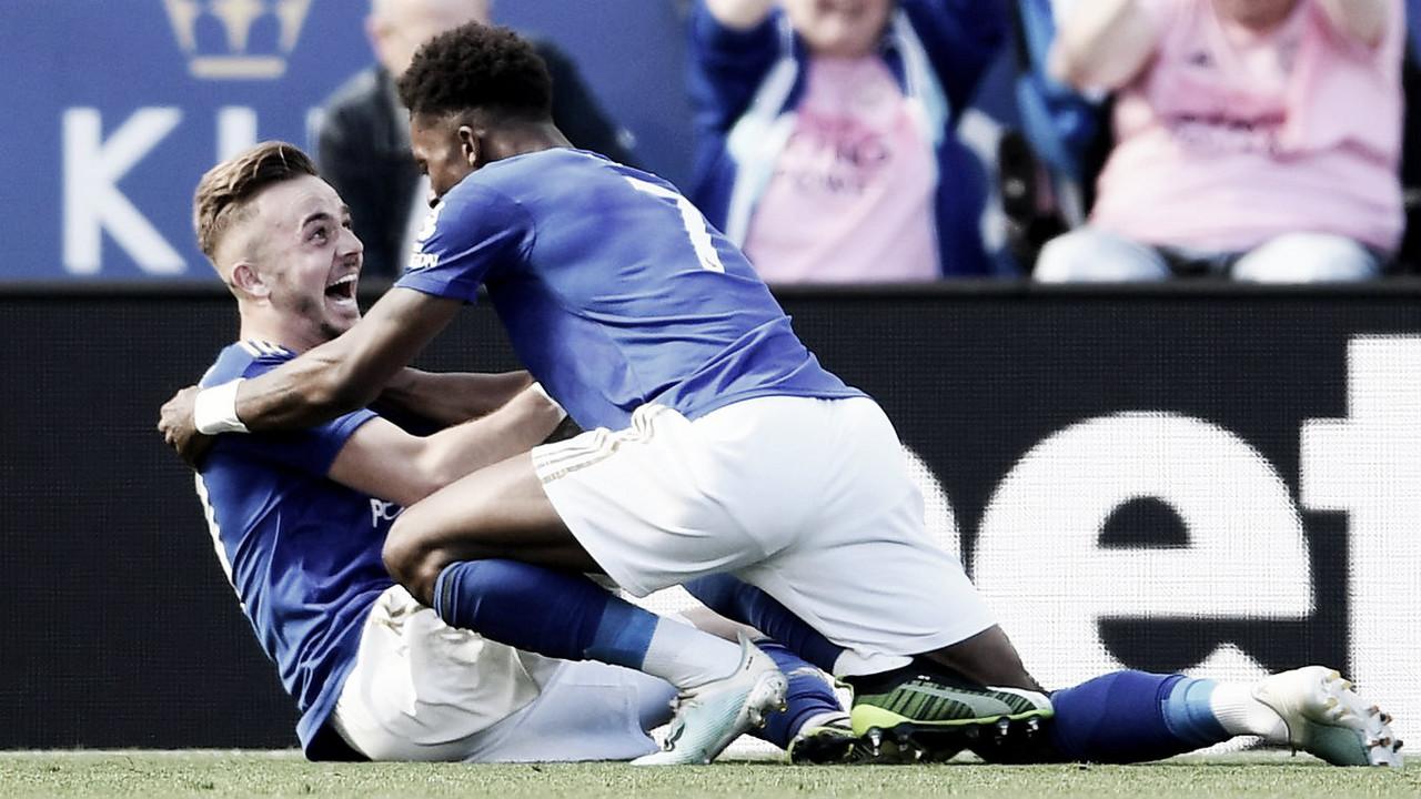 Remontada del Leicester City con protagonismo del VAR