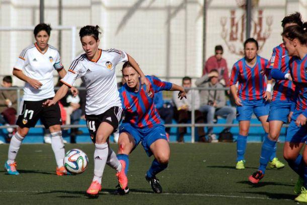 El Valencia femenino cierra la pretemporada con derrota (2-1)