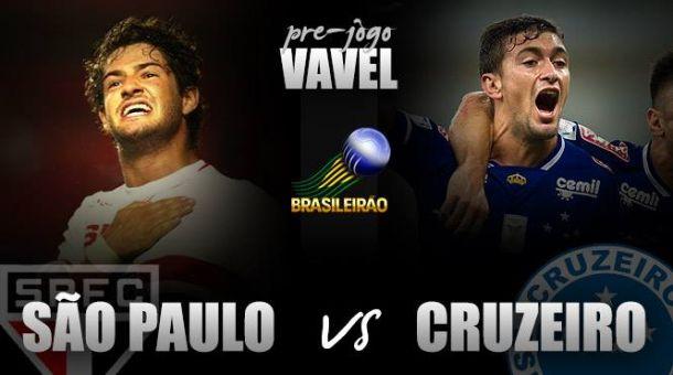 Pré-jogo: São Paulo encara Cruzeiro no Morumbi visando reencontrar caminho das vitórias