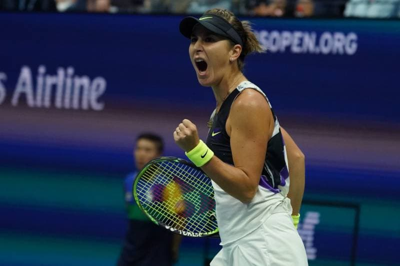 Belinda Bencic the latest player to pull out of US Open