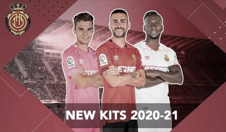 El Mallorca presenta sus nuevas equipaciones