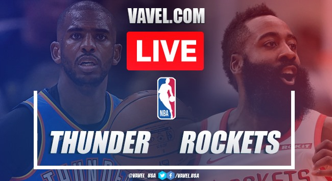 Full Highlights: Thunder 98-111 Rockets in 2020 NBA Playoffs