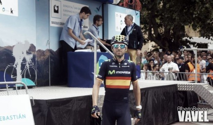"""Alejandro Valverde: """"Ya estoy totalmente recuperado del Giro y con ganas del Tour"""""""