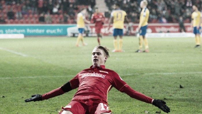 Com grande atuação de Hedlund, Union Berlin vence Braunschweig na 2. Bundesliga