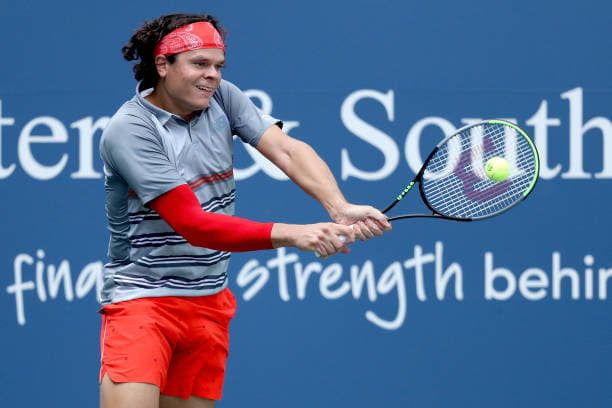 Western and Southern Open: Milos Raonic reaches the final