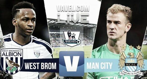 As it happened: West Brom 0-3 Manchester City
