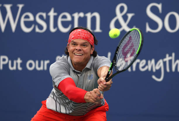 ATP Western and Southern Open: Raonic Survives Scare to make Semi Final