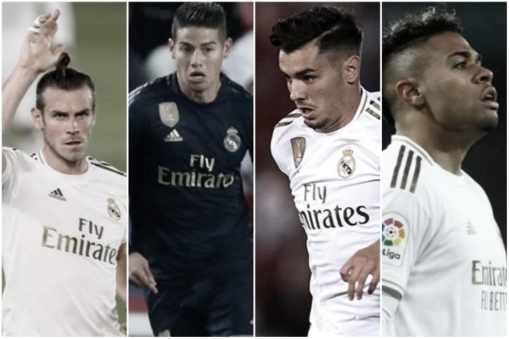 Operación salida en el Real Madrid