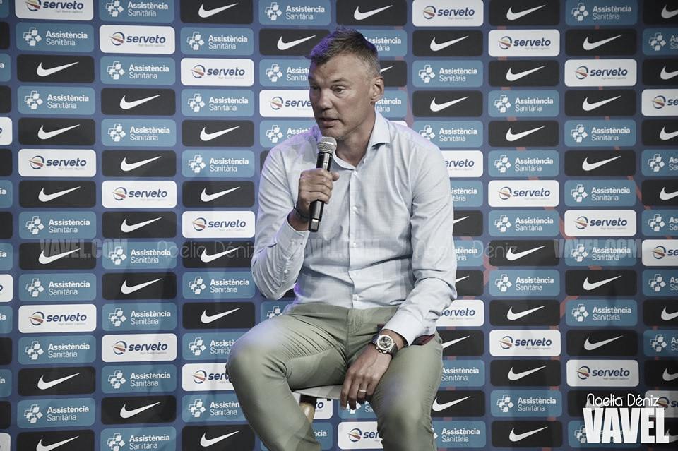"""Jasikevicius: """"Debemos mejorar mucho y espero que los jugadores lo entiendan"""""""