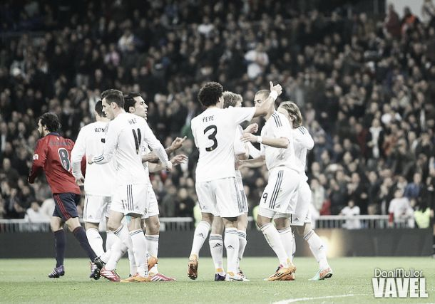 Live Liga BBVA : le match Real Madrid - Osasuna en direct