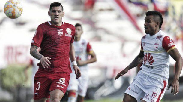 Puntuaciones Copa Suramericana: Liga de Loja 0-0 Independiente Santa Fe