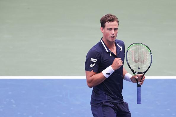 US Open: Vasek Pospisil upsets Milos Raonic in Canadian battle
