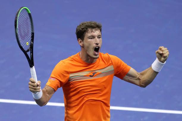 US Open Pablo Carreno Busta outlasts Denis Shapovalov