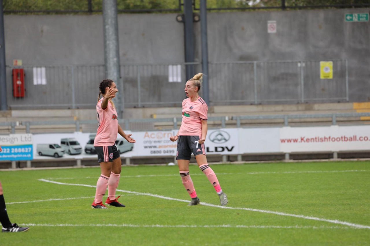 London City Lionesses 1-4 Sheffield United: Blades win in their FAWC opener