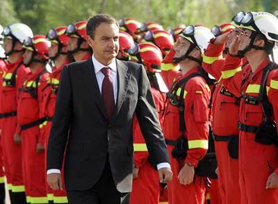 La UME de Zapatero