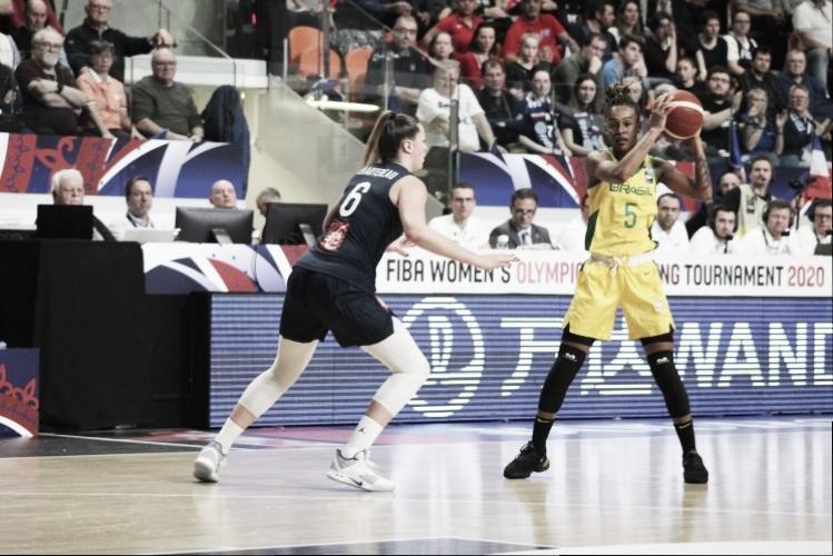 Melhores momentos Brasil 72x86 Austrália pelo Torneio Pré-Olímpico de basquete feminino