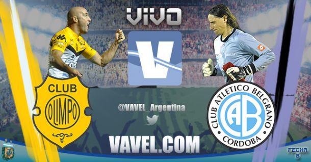 Resultado Olimpo - Belgrano (1-0)