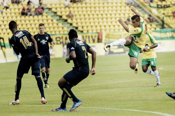 Real Cartagena - Leones FC: Por un triunfo heroico