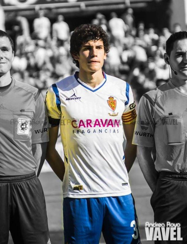 Jesús Vallejo, convocado con la selección Sub-21