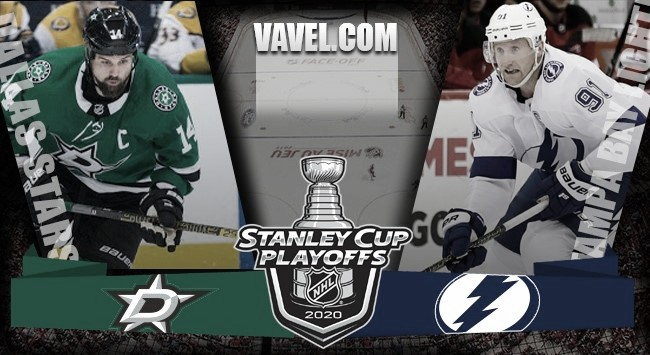 Previa Tampa Bay Lightning - Dallas Stars: una final inédita e impredecible