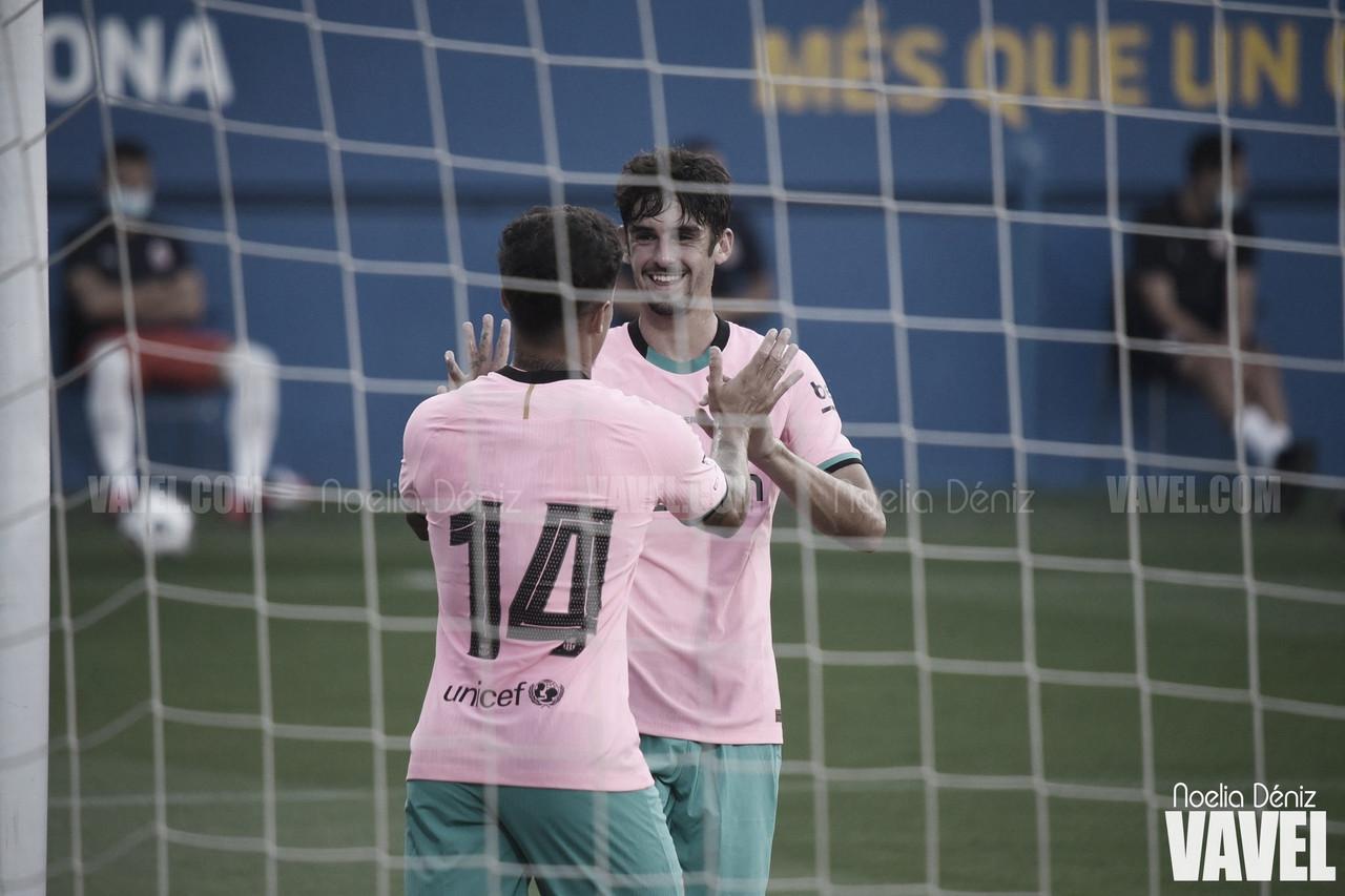 El Barça y Messi carburan ante el Girona