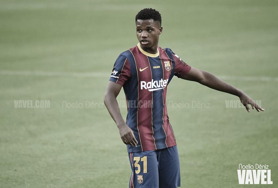 La pretemporada del Barça