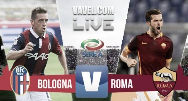 Risultato Bologna - Roma di Serie A (2-2)