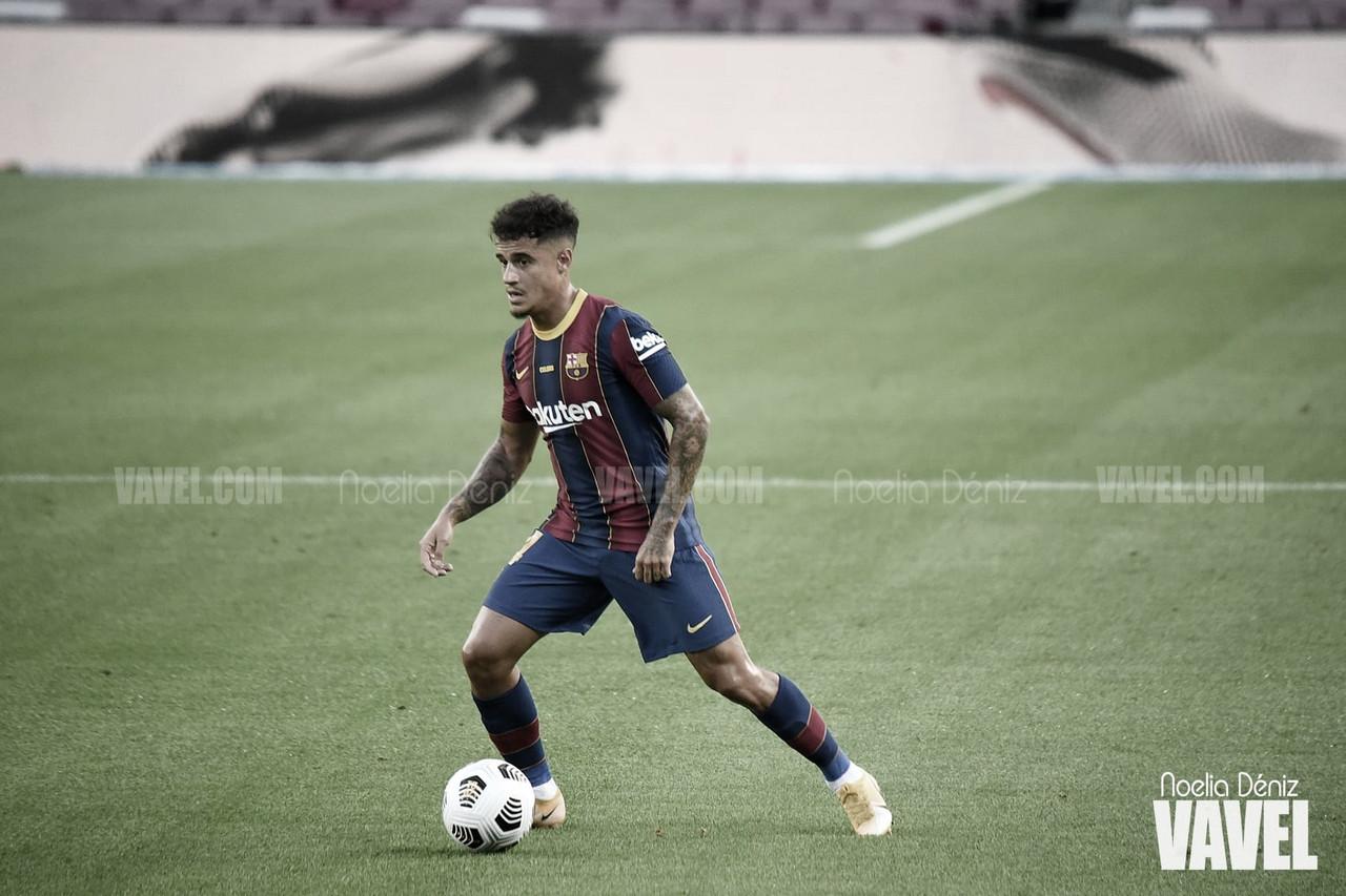 A este Barça le falta convicción