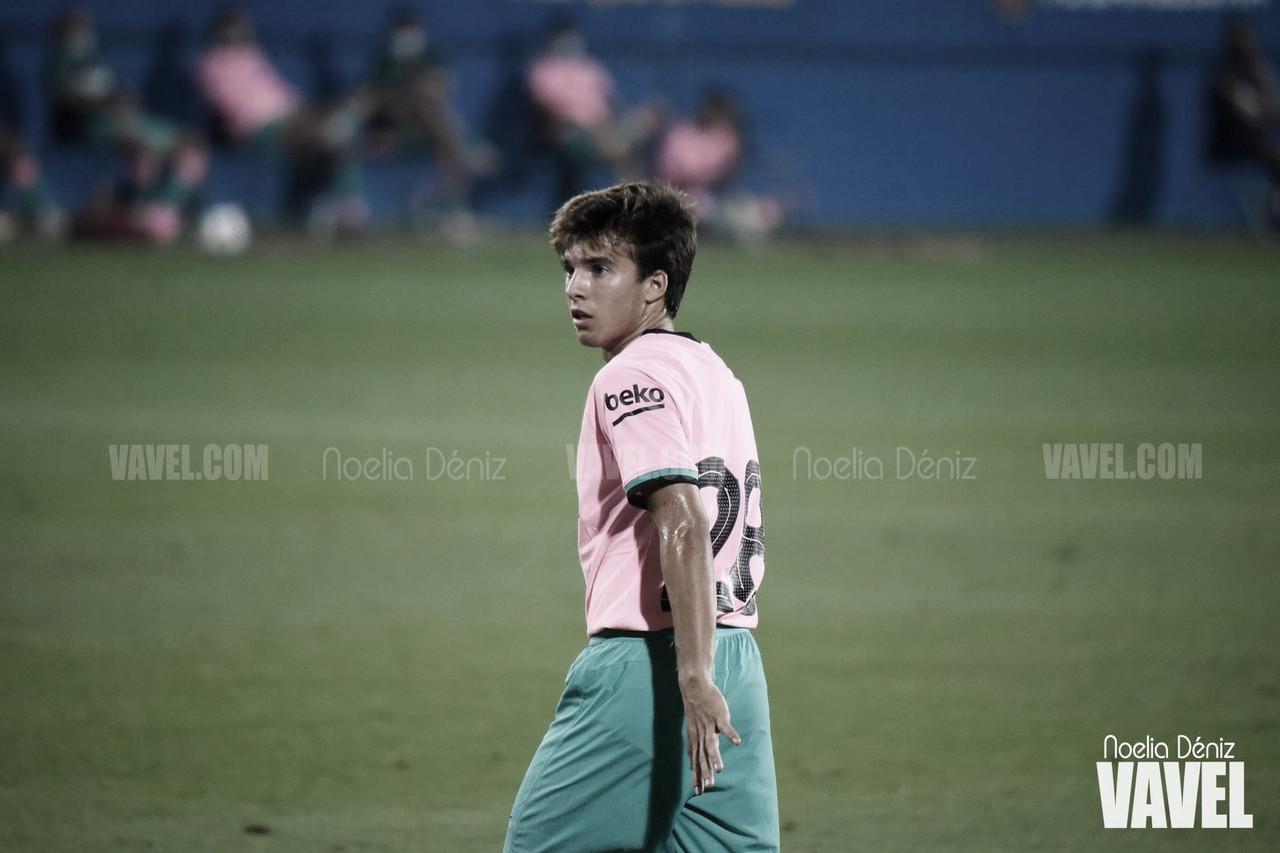 Riqui Puig en pretemporada | Foto: VAVEL