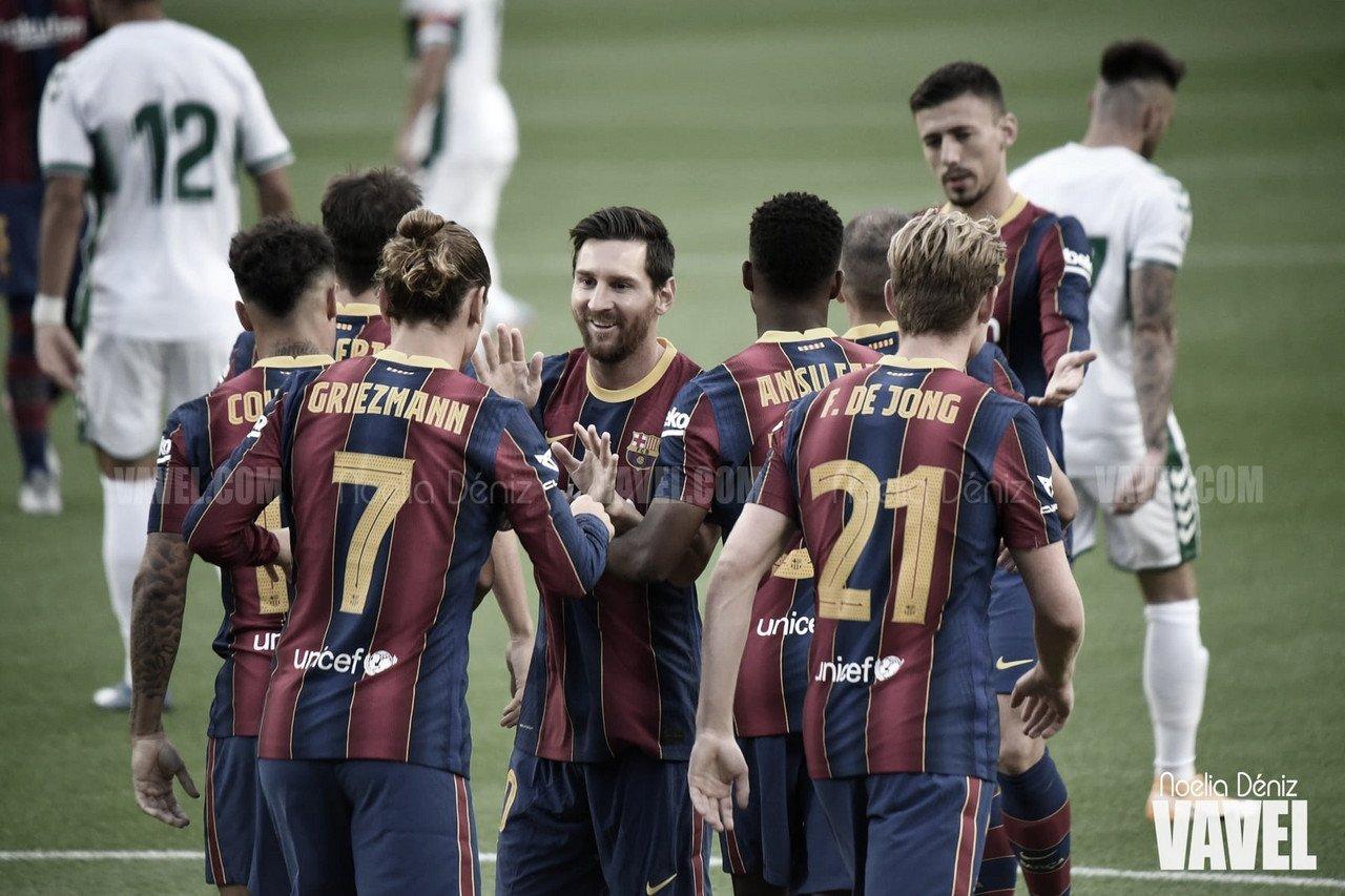 Previa Sevilla FC - FC Barcelona: hambre de revancha