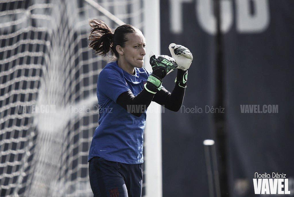 Pamela Tajonar no continuará en el Barça