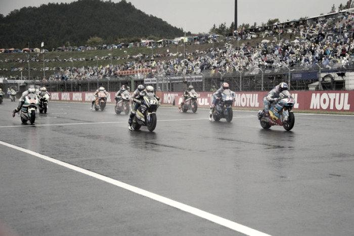 Los 33 pilotos de la parrilla de Moto2