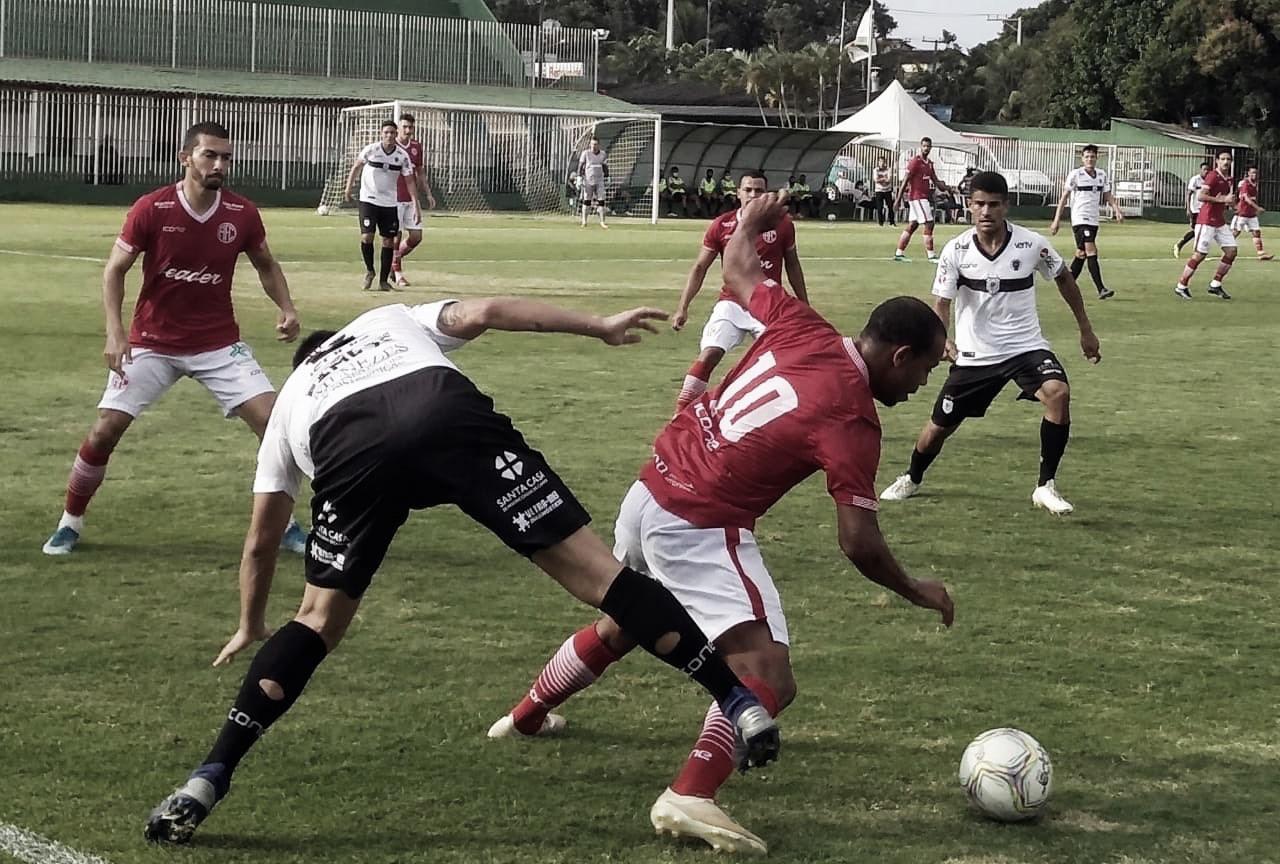 Em Bacaxá, América vence Americano e rebaixa Nova Iguaçu