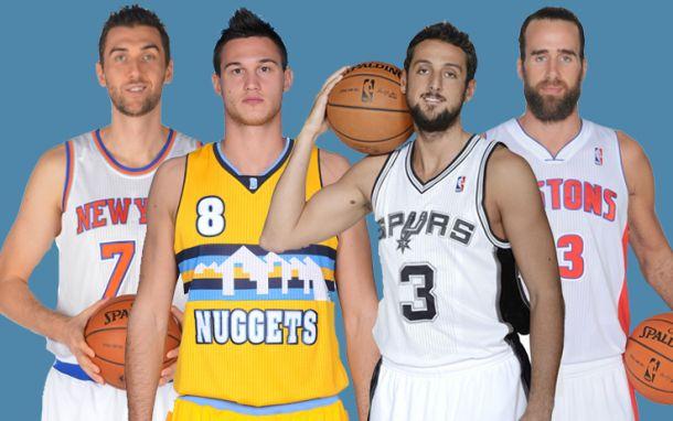 Gli NBA (e non solo!) alla guida della Nazionale