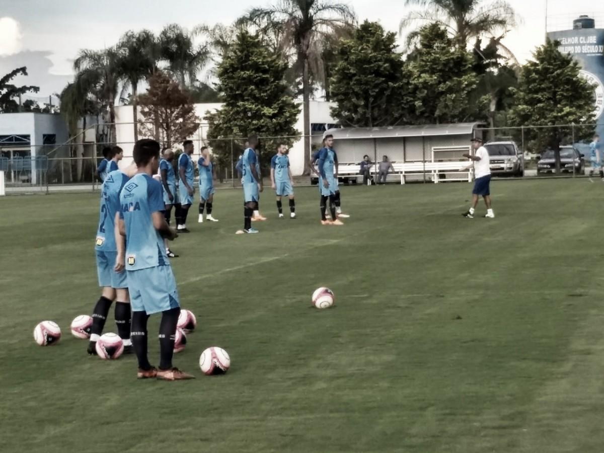 Mano confirma volta de Sassá e ausência de pendurados em jogo contra o Patrocinense