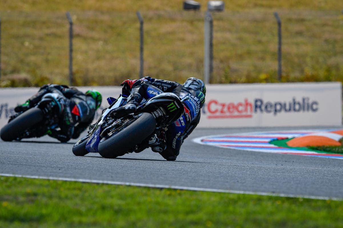 Previa Yamaha GP de Austria I: volver a liderar