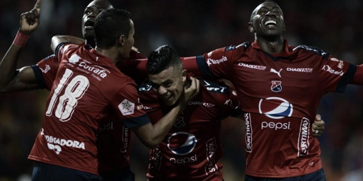 El Medellín se muestra poderoso en el inicio de la liga