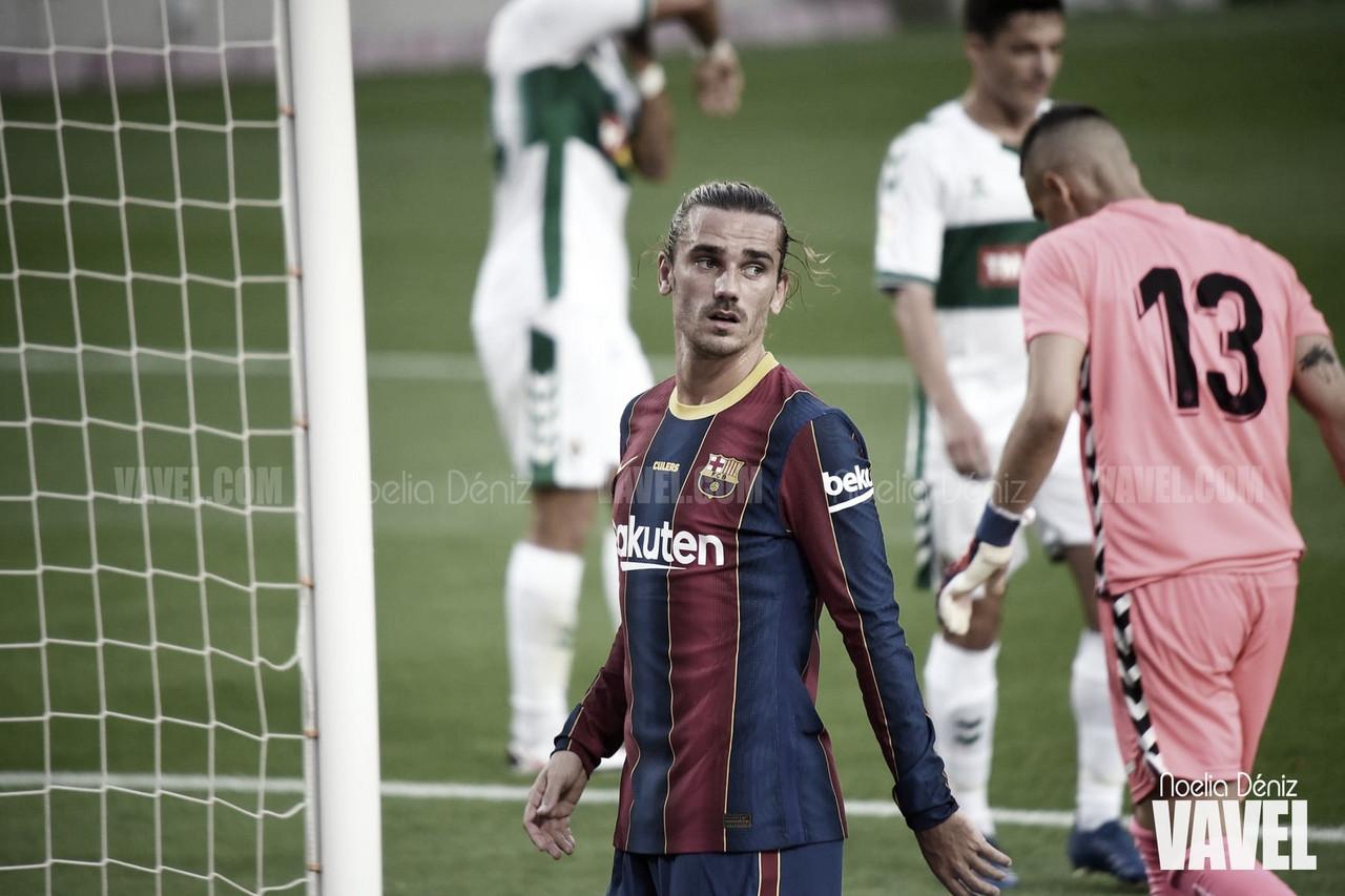 Resumen Barcelona vs Valencia (2-2)
