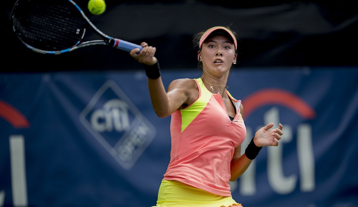 US Open: Sophie Chang receives qualifying wildcard