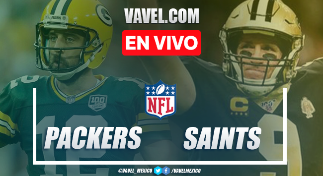Resumen y touchdowns: Green Bay Packers 37 - 30 New Orleans Saints en Semana 3 de la NFL