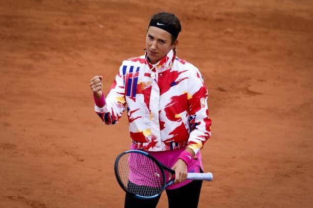 French Open: Victoria Azarenka dominates Danka Kovinic