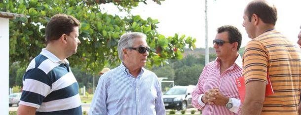 Presidente do Vitória de Setúbal, de Portugal, cogita parceria com o Náutico