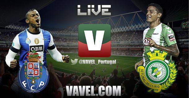 FC Porto x V. Setúbal directo