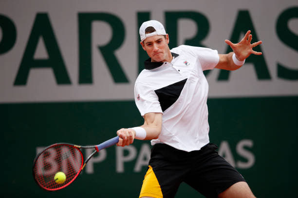 French Open: John Isner through first round clash