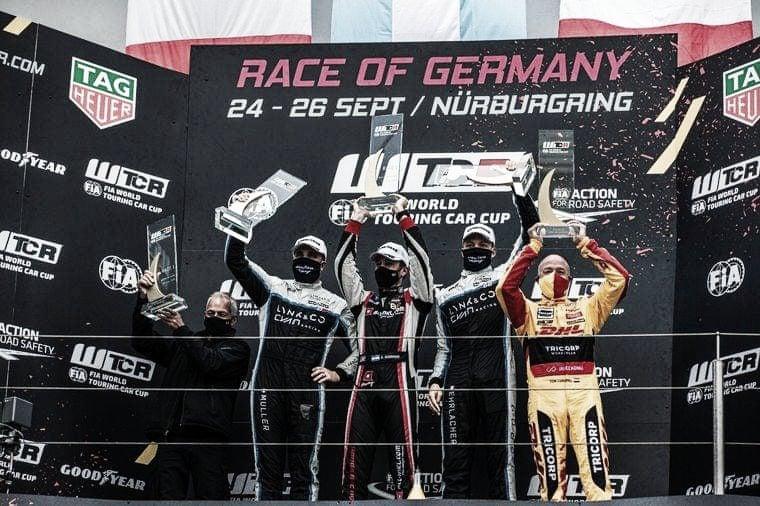 Guerrieri ganó en Alemania