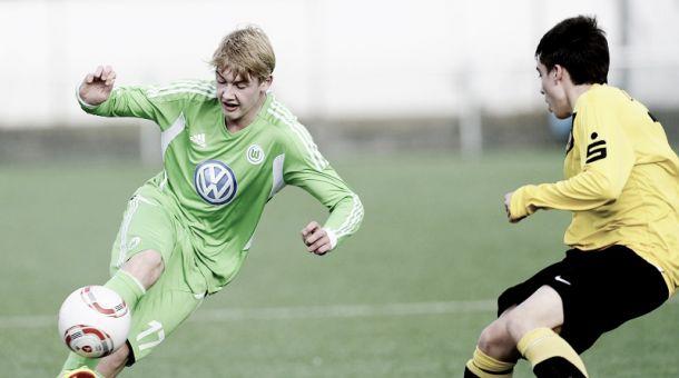Julian Brandt é o primeiro reforço do Leverkusen pra janeiro
