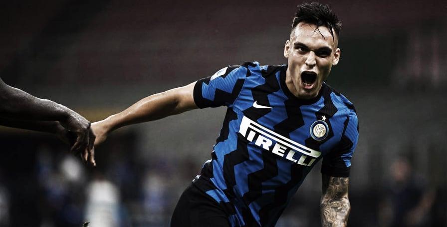 Lautaro cerró la victoria del Inter